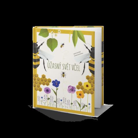 velká péro včela